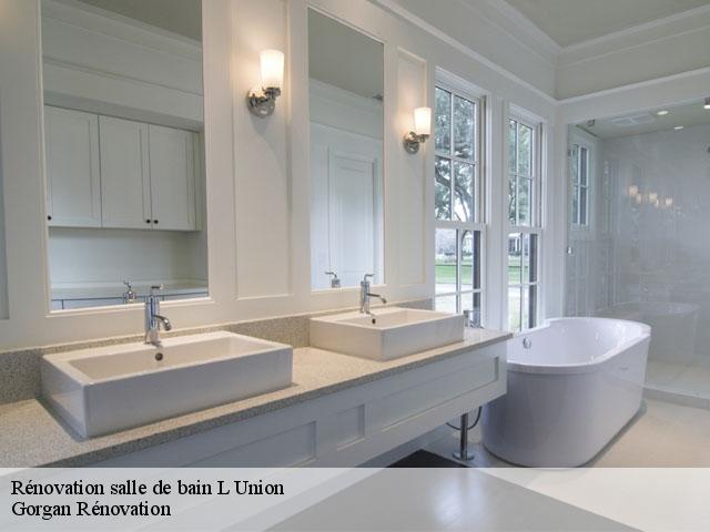 Rénovation Salle De Bain L Union Alan Tél - Carrelage l'union