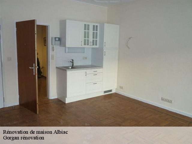 Rénovation de maison  albiac-31460